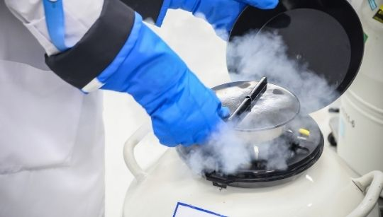 All About Egg Freezing (oocyte cryopreservation)
